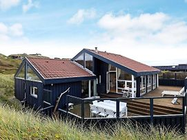 Five Bedroom Holiday Home In Lokken 6 photos Exterior
