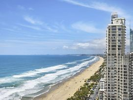 Focus Resort Oceanfront Apartments In Surfers With Ocean And Hinterland Views 25 Steps To Beach! photos Exterior