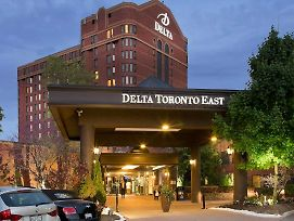 Delta Hotels By Marriott Toronto East photos Exterior