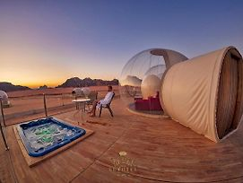 Wadi Rum Bubble Luxotel photos Exterior