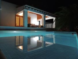 Warm Holiday Home With Private Pool In St Josep De Sa Talaia photos Exterior