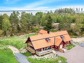Holiday Home Vastra Nashulta With A Fireplace 03 photos Exterior