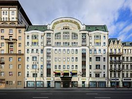 Moscow Marriott Tverskaya Hotel photos Exterior
