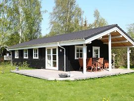 Three-Bedroom Holiday Home In Skibby 3 photos Exterior