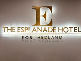 The Esplanade Hotel Port Hedland photos Exterior