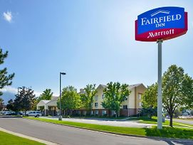 Fairfield Inn Salt Lake City Layton photos Exterior