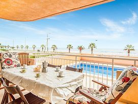 Nice Apartment In Oropesa Del Mar W/ Outdoor Swimming Pool, Outdoor Swimming Pool And 3 Bedrooms photos Exterior
