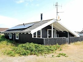 Three-Bedroom Holiday Home In Hvide Sande 1 photos Exterior