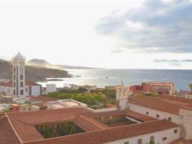 House With 3 Bedrooms In Garachico With Wonderful Sea View Furnished Terrace And Wifi 500 M From The Beach photos Exterior