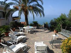 Apartment With 2 Bedrooms In Vibonati With Wonderful Sea View Furnished Garden And Wifi 10 M From The Beach photos Exterior