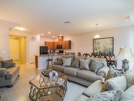 Budget Getaway - Compass Bay - Feature Packed Contemporary 4 Beds 4 Baths Townhome - 3 Miles To Disney photos Exterior