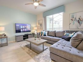 Disney On Budget - Storey Lake Resort - Welcome To Cozy 4 Beds 3 Baths Townhome - 5 Miles To Disney photos Exterior