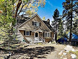 New Listing! Cozy Storybook Cabin W/ Private Deck Home photos Exterior
