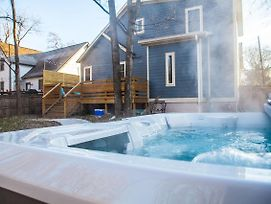 Nashville Bungalow W/ Hot Tub 10 Min From Downtown! photos Exterior