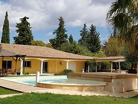 Villa With 6 Bedrooms In Beziers With Private Pool Enclosed Garden And Wifi 16 Km From The Beach photos Exterior