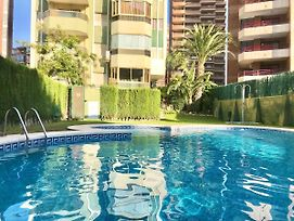Apartment In Levante Beach Benidorm photos Exterior