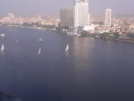 Stars Apartment Nile View In Dokki photos Exterior
