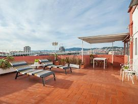 2 Bed Apartment With Terrace & Views In Glories photos Exterior