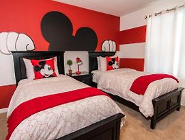 *Mickey & Star Wars Bedrooms Decor* Windsor 6 Bed With Pool By Fidelity Id:244357 photos Exterior