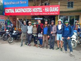 Central Backpackers Hostel Ha Giang photos Exterior