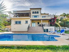 Villa With Private Pool, Airco, Wifi And Beautiful Sea View On The Gulf Of Javea photos Exterior