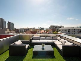 Luxe 5Br! Sleeps 13! Rooftop+Ocean+Downtown Views! photos Exterior