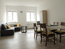 Brand New Modern Flat In Strong Center Of Zagreb photos Exterior