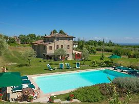 Pieve Di San Pancrazio Villa Sleeps 12 Pool Air Con photos Exterior