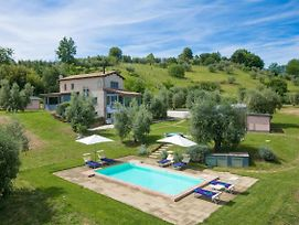 Giove Villa Sleeps 6 Pool Air Con Wifi photos Exterior