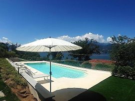 Laveno-Mombello Villa Sleeps 8 Pool Wifi photos Exterior
