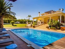Vale Do Garrao Villa Sleeps 12 Pool photos Exterior