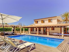 Port De Pollenca Villa Sleeps 10 Pool Wifi T400603 photos Exterior