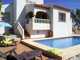 Holiday Home Javea Coc011036 Fya photos Exterior