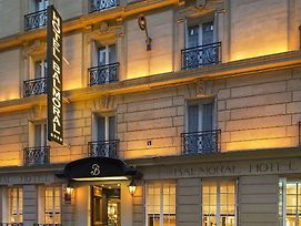 Hotel Balmoral Paris photos Exterior