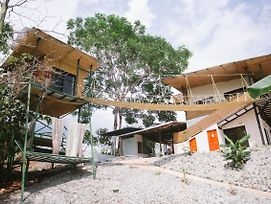 Family Tree House In The Jungle - Ac - Pool photos Exterior
