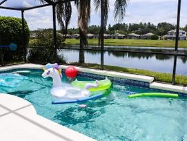 298539 4-Bed Pool Home W/Games Room & Water View! photos Exterior