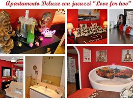 Apartamento Deluxe Con Jacuzzi Love For Two photos Exterior