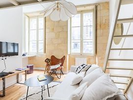 Bright And Cosy Studio In The Historical Heart Of Bordeaux By Guestready photos Exterior