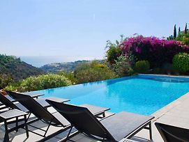4 Bedroom Villa Thrasos With Private Infinity Pool, Aphrodite Hills Resort photos Exterior
