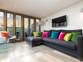 Flat With Private Terrace Near Oxford St - 5 Min Walk! By Guestready photos Exterior