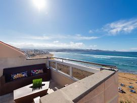 Awesome 3 Bedrooms Front Line Terrace By Canarias Getaway photos Exterior