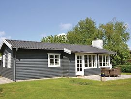 Holiday Home Kirke Hyllinge With Fireplace 10 photos Exterior