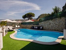 Sant'Agata Sui Due Golfi Apartment Sleeps 4 Pool photos Exterior
