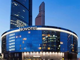 Novotel Moscow City photos Exterior