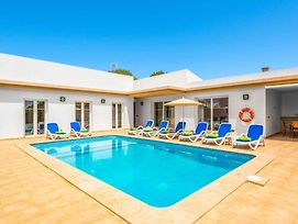 Cala'N Blanes Villa Sleeps 9 Pool Air Con Wifi photos Exterior
