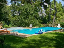 Saint-Jean-Cap-Ferrat Villa Sleeps 7 Pool Wifi photos Exterior