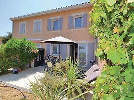 Awesome Home In Calvisson W/ Wifi, Outdoor Swimming Pool And 2 Bedrooms photos Exterior