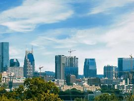 Music City House With Skyline Views Minutes From Downtown photos Exterior