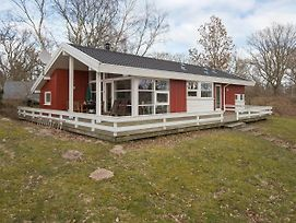 Three-Bedroom Holiday Home In Vestervig 1 photos Exterior