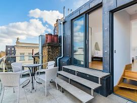 Modern 2Br Home In Trendy Dalston W Balcony By Guestready photos Exterior